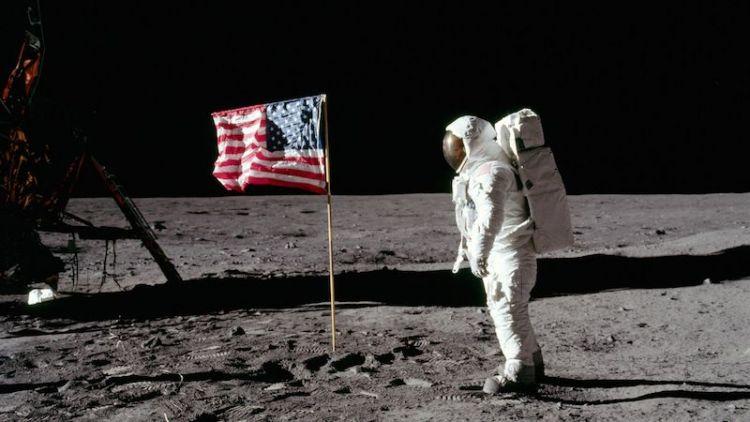 アポロ11号の『みやげ物』アーム...