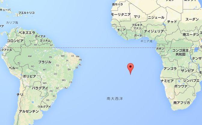 「セントヘレナ島」の画像検索結果
